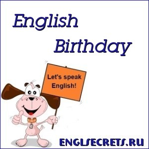 English Birthday