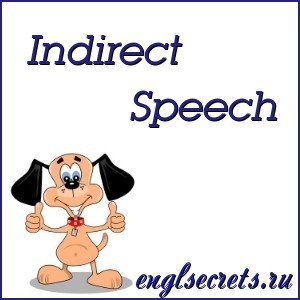Indirect Speech