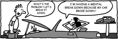 break-down