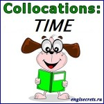 collocations-TIME