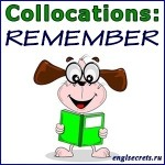 collocations-remember