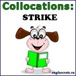 collocations-STRIKE