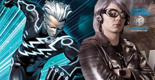 Quicksilver-X-Men