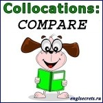 collocations-COMPARE