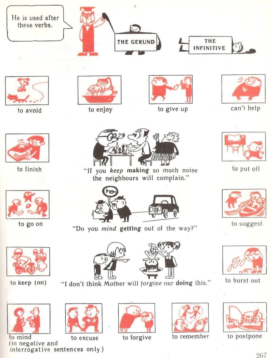 gerund-after-verbs