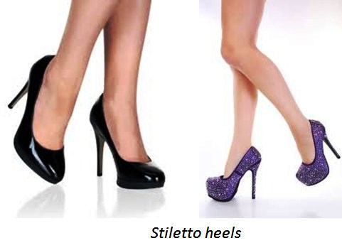 stiletto-heels