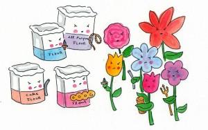 flour-flower
