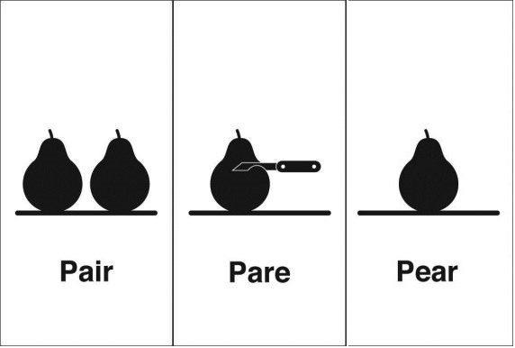 pair-pare-pear