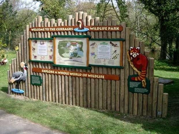 wildlife park