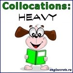 collocations-HEAVY