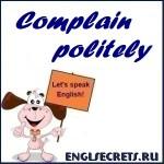 complain-politely
