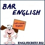 bar-english