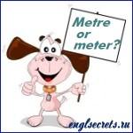 metre-meter
