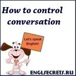 control-conversation