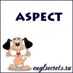 Категория «aspect» в английском языке