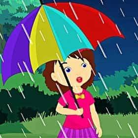 Английские песенки о дожде