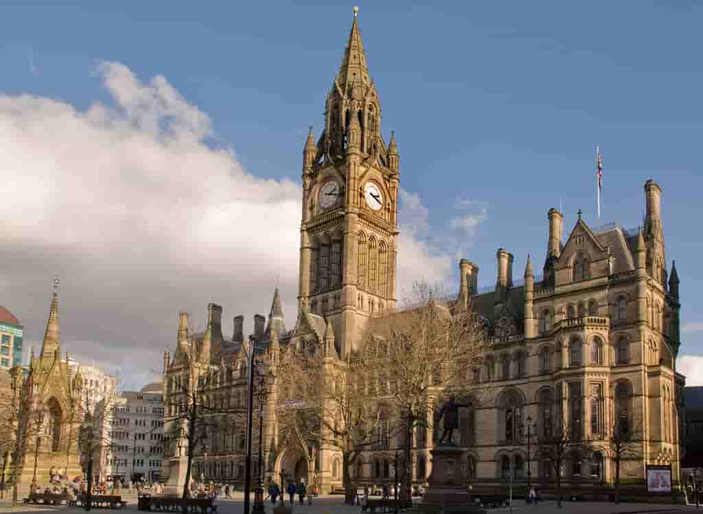 Пять мест, которые нужно посетить в Манчестере