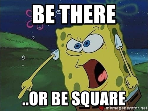 Идиомы со словом  square